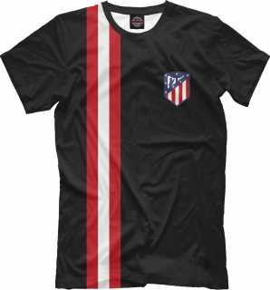 Купить Atletico Madrid Line Edition, Printbar, Футболки, ATL-587147-fut-2